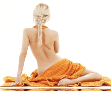 Wrappings for weight loss in Higina Spa