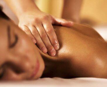 Classic massage in Higina SPA